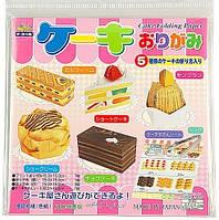 Бумага для оригами «Вкусный десерт», фото 1