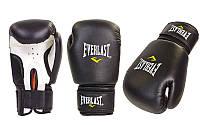 Перчатки боксерские ЮНИОР EVERLAST 4-14 oz черные