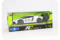 Машинка гоночная на радиоуправлении QX3688-3 (батарейки), фото 1