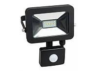 Светодиодный Led прожектор с датчиком движения Luxel LPES-10С