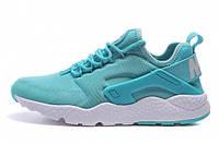 Мятные женские спортивные кроссовки Nike Air Huarache Ultra Bright Turquoise