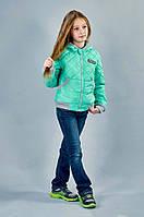 Куртка для девочки короткая весна осень