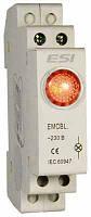 Модульная сигнальная лампа, красная
