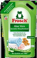 Гель для стирки Frosch Aloe Vera Sensitiv-Waschmittel ( 18 стирок ) 1800 мл