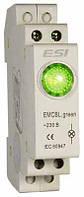 Модульная сигнальная лампа, зеленая