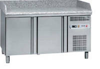 Холодильный стол для пиццы Fagor MMZ-150 (2 дверей, столешница - гранит)