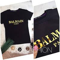 Женская хлопковая футболка у-417373