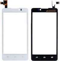 Сенсор (тачскрин) Prestigio MultiPhone 4505 Duo, Coolpad 7290 White