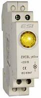 Модульная сигнальная лампа, желтая