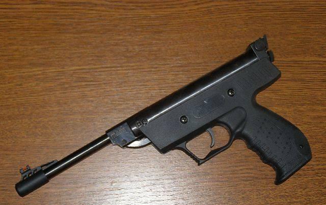 Пневматичний пістолет xts3 air pistol