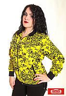 Спортивный костюм женский  Турция трикотаж  большие размеры