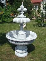Фонтан для сада Венский малый