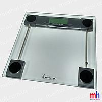 Весы напольные электронные мод. 5869 (стекло, квадрат, до 180 кг.)