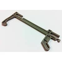 Фиксатор двери (MJ1241) для микроволновой печи DeLonghi