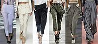 Женские брюки. Модные тенденции 2017 года.