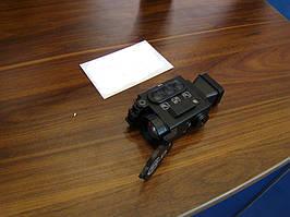Компактный тепловизор размером с визитную карточку