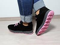 Хит сезона женские замшевые кроссовки