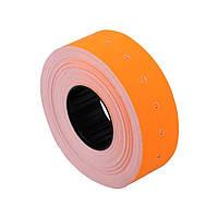Ценники Economix 26х12 мм 500 шт оранжевые E21304-06