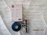 Кран для подключения унитаза и бойлера и FADO 1/2-1/2 ХРОМ KZ-01
