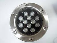 Светодиодный подводный прожектор LED 2212 RGB (контр)