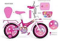 Детский двухколесный Girls велосипед 171821 18 дюймов
