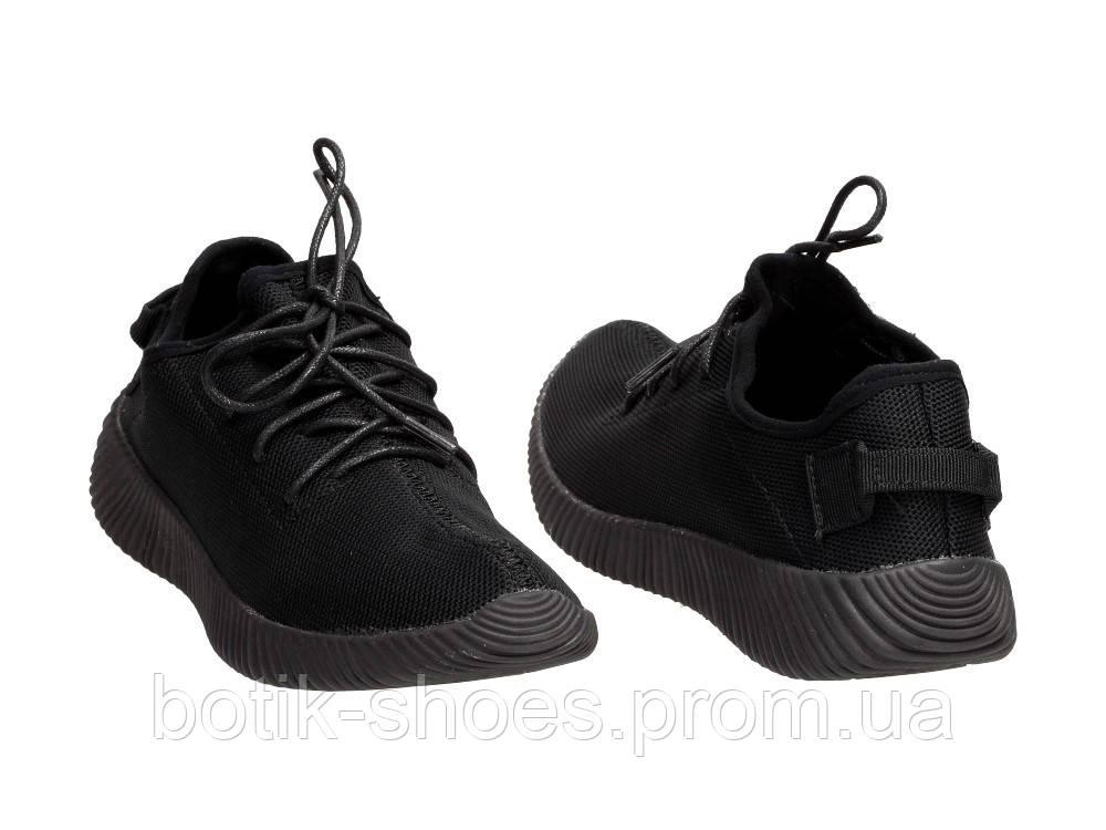 97aafa0a7 Новинка Женские черные кроссовки Adidas Yeezy Boost 350, реплика Vices