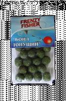 Бойлы тонущие Frenzy Fisher анис (пакет)