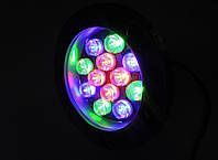 Светодиодный подводный прожектор LED 2212 RGB без контр