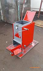 Стальной твердотопливный котел Холмова Эко 18 кВт, фото 3