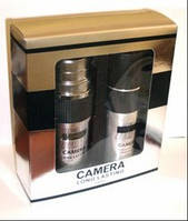 Мужской Набор Camera Long Lasting (edt 100 ml + b/s 150 ml )
