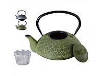 Заварочный чайник Peterhof 1,2 л чугун PH-15626 (15626PH)
