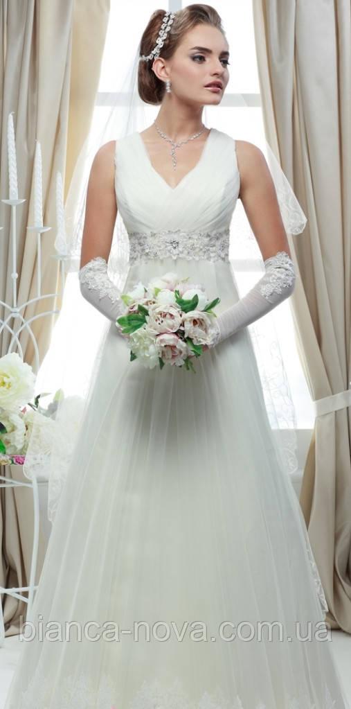 """Свадебное платье """"Весеннее"""""""