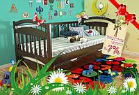 Кровать из натурального дерева Алиса 80х190