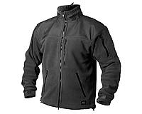 Флисовая куртка Helikon-Tex CLASSIC Black BL-CAF-FL-01