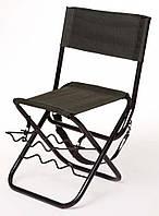Складной рыбацкий стул для отдыха, кресло рыбацкое (складний рибальський стілець, крісло рибальське), фото 1