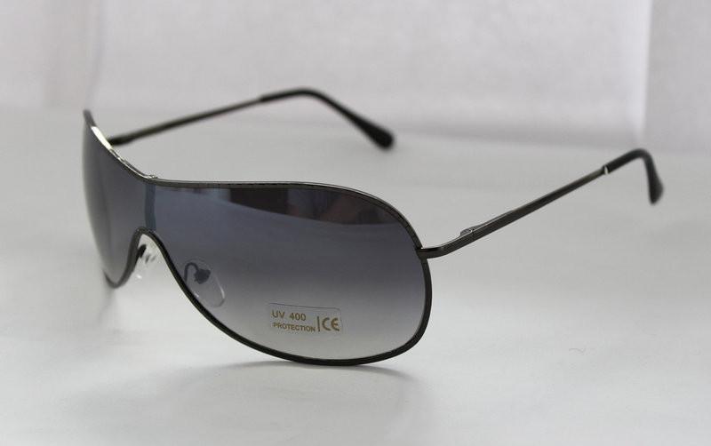Овальные мужские очки от солнца