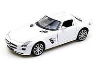 Машинка на р/у Mercedes-Benz SLS, 1:24