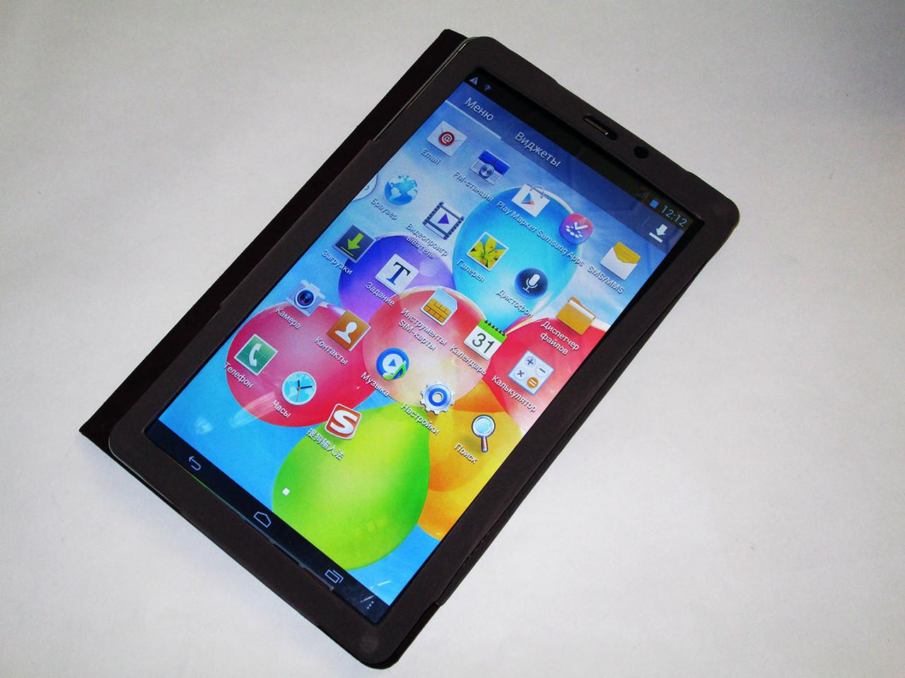"10"" iPad P101 2Sim+2Ядра+2кам-5Мпx+Чехол"