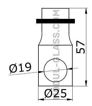 MG 4F Ø 19 мм, фото 2