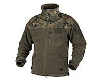 "Флисовая куртка Helikon-Tex INFANTRY ""Pantera"" (olive/green/woodland) BL-INF-HF-18"