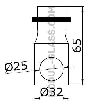 MG 4F  Ø 25 мм, фото 2