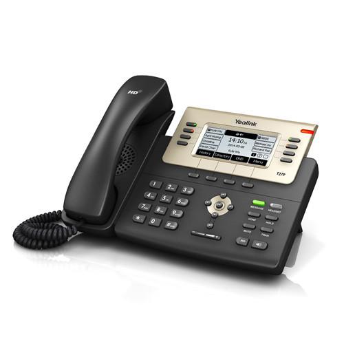 IP телефон Yealink SIP-T27P