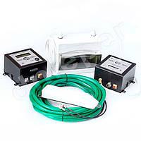 Ультразвуковой расходомер-счётчик ДНЕПР 7У для учёта объёмного расхода сточных вод в самотечных трубопроводах,