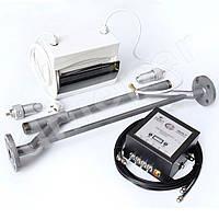 Ультразвуковой расходомер-счётчик ДНЕПР 7У для измерения гомогенных (однородных) жидкостей с установкой измери