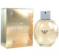 Парфюмированная вода Emporio Armani Diamonds intense 100 ml.