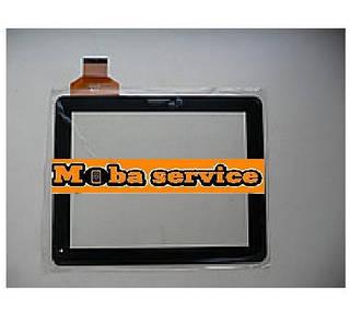 Тачскрин сенсор  Window N90 черный