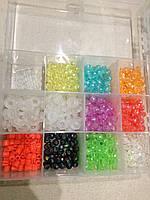 Набор для плетения Gemmies (конструктор для детей  из кристалликов Жемис), фото 1
