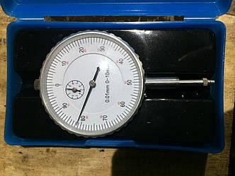 Індикатор годинникового (ИЧ-10) Використовується у верстатах для розлучення стрічкових пилок, фото 2