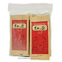Чай китайский красный с лепестками розы порционный 10х5г