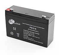 Аккумулятор для детских мотоциклов и электромобилей 6V вольт 12 ah ампер